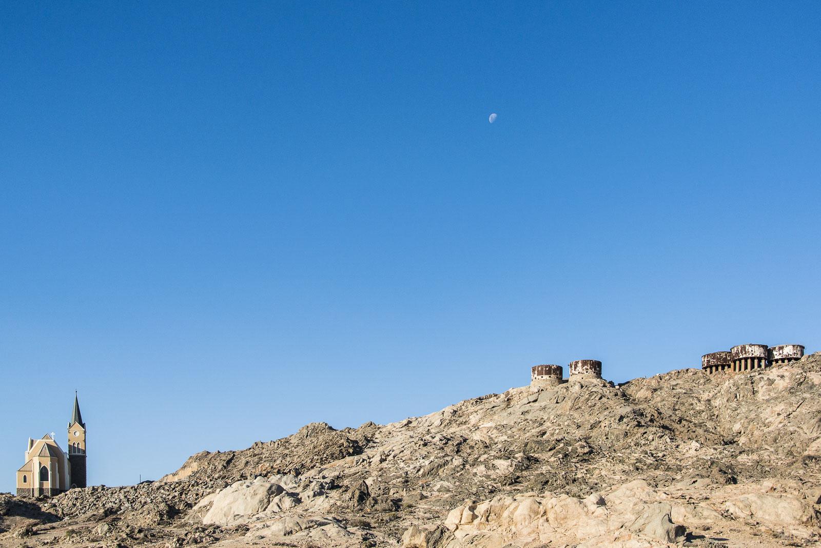 Lüderitz, Namibia